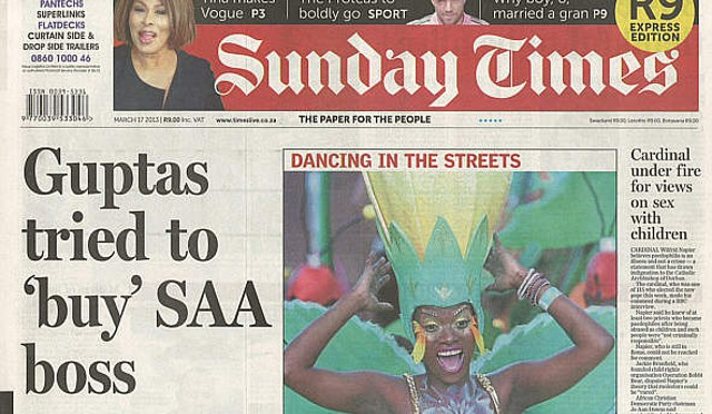 The Sunday Times (South Africa)