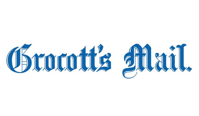 Grocott's Mail logo